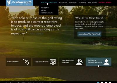 Plane Truth Golf