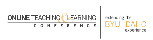 BYUI Online Learning Conference Logo