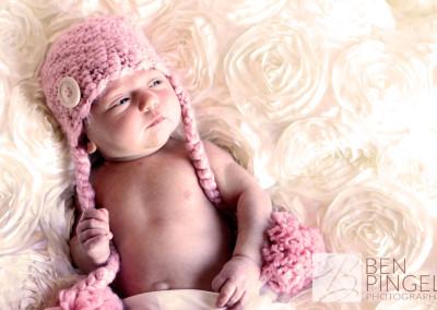 Jenna Louise- Newborn Photoshoot