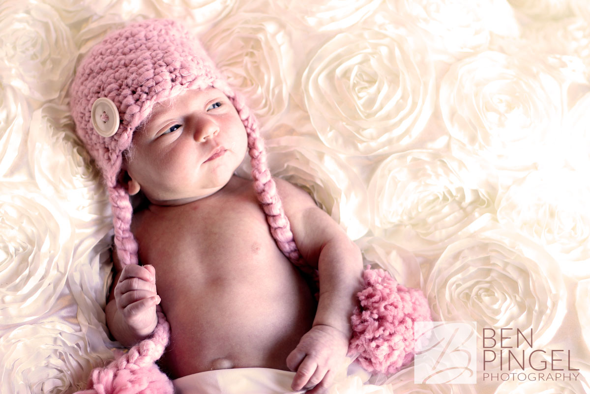 Jenna Louise- Newborn Photoshoot