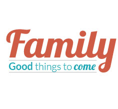 Logo Design- Family: Good Things to Come