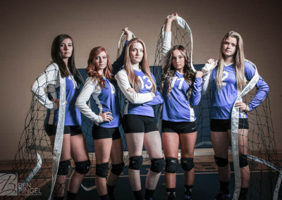 Sugar-Salem Girls Volleyball