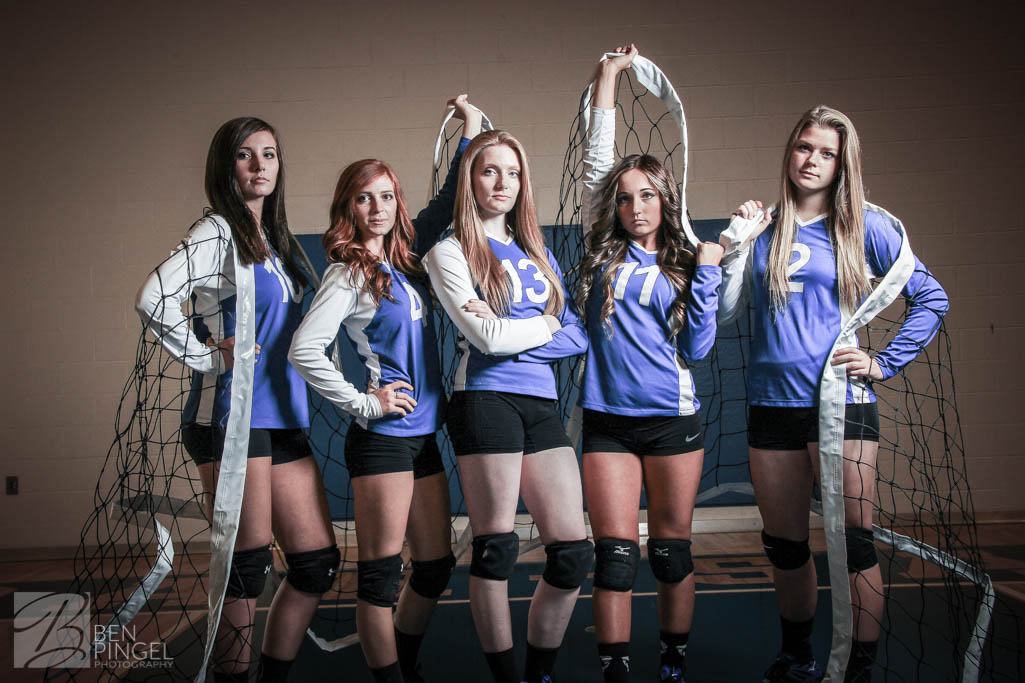 Sugar-Salem Girls Volleyball