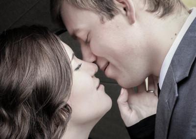 Katie & Montana Engagement Shots: Part 1