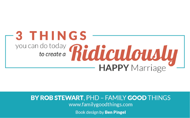 eBook Design: Family Good Things