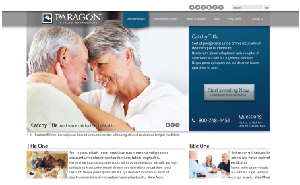 Paragon Wealth Web Page