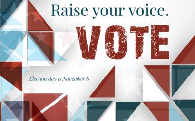 P1: Vote Poster