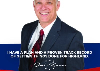 Rod Mann for Mayor