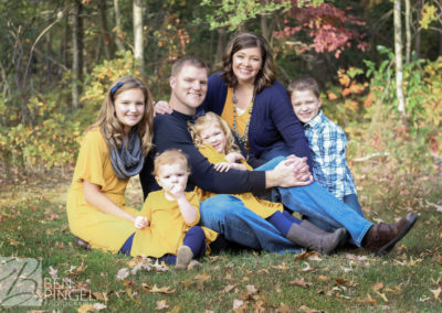 Delaware Fall Family Pictures