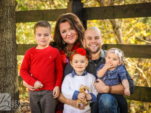 Atlanta Fall Family Pictures