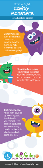 Cavity-Monsters-Bookmark