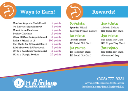 Ways to Earn Rewards