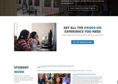 Website: Dept of Multimedia Communication